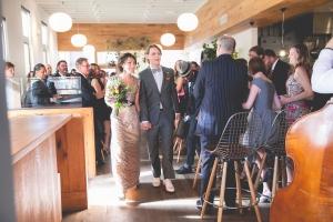 Jeanne and Dan's wedding