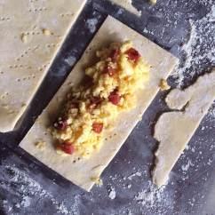breakfast pop tart filling